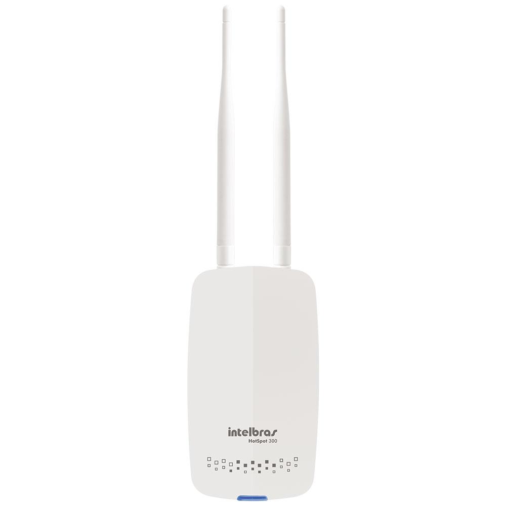 Roteador Intelbras Hotspot 300 Duas Antenas 5DBI