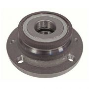 Cubo de Roda Traseira Citroen Xsara 1.6 Picasso 2.0 16V 01>  com Abs Magnetico com anel do abs liso
