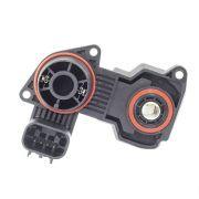 Sensor Borboleta GM Corsa Hatch e Montana 1.4/1.8 8V Flex 06 a 10, Corsa Sedan 1.8 8V Flex 06 a 08, Meriva1.8 8V Flex 06 a 09 Fiat Stilo, Palio, Idea, Doblo, Palio 1.8 a partir de 2008 6 Pinos