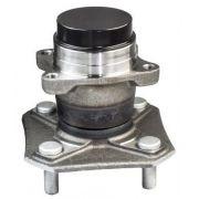 Cubo De Roda Traseira Nissan Livina 1.6/1.8 16V de 08>11 , Tiida 1.8 16V de 08>13 Nissan Versa c/ABS