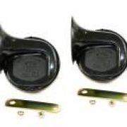 Buzina Universal, Veículos em geral 2 terminais/ com suporte grave e agudo