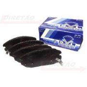 Pastilha de Freio Honda Fit 1.4i LX Fit 1.4i AT 03>