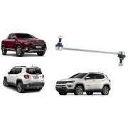 Bieleta Dianteiro Fiat Toro 4x4 4x2 Tipo 500 Jeep Compass 4x4 4x2  Renegade 4x4 4x2 LD LE