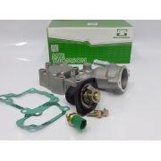 Carcaça da Valvula Termostática Peugeot Hoggar 206 207 1.4