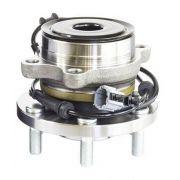 Cubo Roda Dianteira Nissan Frontier 2.5 4X2 08> X-Terra 2.5 , Pathfinder 2.5/4.0  C/ABS 6 Furos