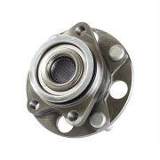 Cubo Roda Dianteira Nissan Tiida 1.8 16V 07>, Livina 1.6/1.8 com Abs 07>