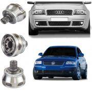 Junta Homocinética Audi A4 A6 VW Passat 1.8 Pointer 1.8 2.0 C/abs DVG 27x38 IL