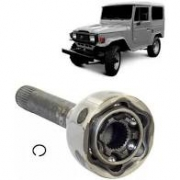 Junta Homocinética Toyota Bandeirantes Jeep 4x4 1983/1998 - Troller T4 2002/2014 - 30x27