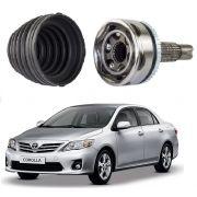 Junta Homocinética Toyota Corolla 1.6 1.8 2002 a 2008 Fielder 1.8 2002 a 2008 c ABS Manual/ Automático 23x26