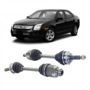 Par de Semi Eixo Ford Fusion 2.3 2.5 com ABS 2006 2007 2008 2009 - Lado Direito e Esquerdo