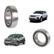 Rolamento do Semi-Eixo Fiesta 03, Focus, EcoSport 04, Ka, Courier, Land Rover Freelander , Evoque  (transmissão)