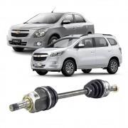Semi Eixo Chevrolet Cobalt Spin 1.8 8V Manual 2013 em Diante - Lado Esquerdo