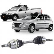 Semi Eixo Chevrolet Corsa Montana 1.8 8V 2002 2003 2004 2006 2007 - Lado Esquerdo