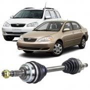 Semi Eixo Corolla Fielder 1.8 com ABS 2003 2004 2005 2006 2007 2008 - Lado Esquerdo