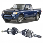 Semi Eixo Ford Ranger 4X4 Manual 2000 2001 2002 2003 2004 - Lado Esquerdo