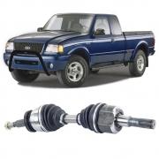 Semi Eixo Ford Ranger Explorer 4x4 2.8 2000 2001 2002 2003 2004 - Lado Esquerdo