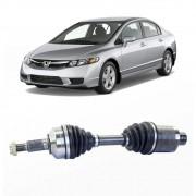 Semi Eixo Honda Civic Manual 2007 2008 2009 2010 2011 2012 2013 2014 2015 - Lado Direito