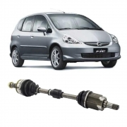 Semi Eixo Honda Fit 1.4 1.5 Manual 2003 2004 2005 2006 2007 2008 - Lado Esquerdo