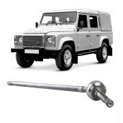 Semi Eixo Land Rover Defender 110 2.4 4X4 Manual com ABS 2007 2008 2009 2010 2011 - Dianteiro Lado Direito