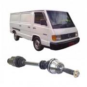 Semi Eixo Mercedes Benz 180 D Manual 1993 1994 1995 1996 - Lado Esquerdo e Direito Ima