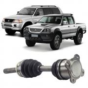 Semi Eixo Mitsubishi L200 2003 a 2011 Pajero Sport 2001 a 2010 - Lado Direito