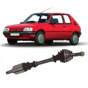 Semi Eixo Peugeot 205 1.4 Sem ABS 1988 1989 1990 1991 1992 1993 1994 - Lado Esquerdo