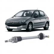Semi Eixo Peugeot 206 1.6 16V 2001 a 2020 Câmbio Manual sem ABS - Lado Esquerdo DVG