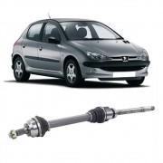 Semi Eixo Peugeot 206 1.6 16V sem ABS 2001 2002 2003 2004 2005 2006 2007 2008 - Lado Direito