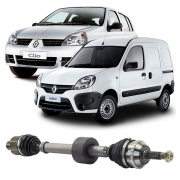 Semi Eixo Renault Clio Kangoo Manual com ABS 2000 2001 2002 2003 2004 2005 - Lado Direito