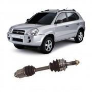 Semi Eixo Tucson 2.7 V6 Automático com ABS 2002 2003 2004 2005 2006 2007 2008 2009 - Lado Esquerdo