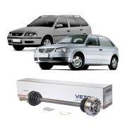 Semi Eixo Volkswagen Gol 1.0 8V 16V 1997 a 2006 Gol 1.0 G4 8V 16V 2005 2006 Parati 1.0 16V 1997 a 2016 - Lado Direito MAK