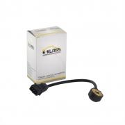 Sensor de Detonação motor Fiasa Fiat Palio 1.0, 1.5, 1.6 8V, Palio 1.6 16V MPI 96 a 00, Siena 1.6 MPI 99 a 00, Uno 1.5 MPI a partir de 1997. 3 Pinos