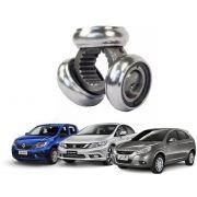 Trizeta Peugeot Jac J3  207 Escape  307 1.6 16V, Honda New Civic EXS Automatico 22 Dentes