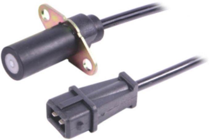 Sensor de Rotação Fiat Ducato TD (2.8 8V MPI gasolina) a partir de 2000, Tempra (2.0 16V MPI) a partir de 1994, Tempra (2.0 8V MPI) 93 a 99, Uno Turbo (1.4 8V MPI) 94.