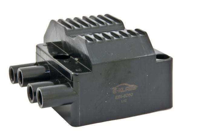 Bobina de Ignição GM Blazer, S10 2.2 EFI a partir de 1997, Corsa MPFI ate 2009, Omega 2.2 MPFI ate 1997