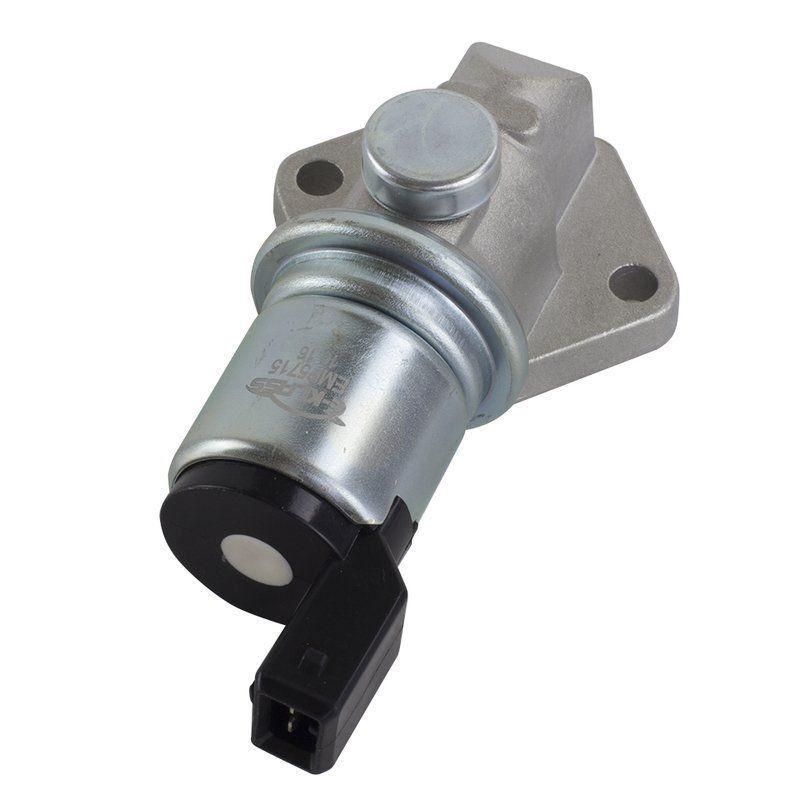 Atuador de Marcha Lenta Motor de Passo Ford Escort 1.8 16V Zetec a partir de 1997, Courier 1.3 96 97 98 99, Fiesta 1.0 1.3 96 97 98 99, Ka 1.0 1.3 96 97 98 99 Endura.