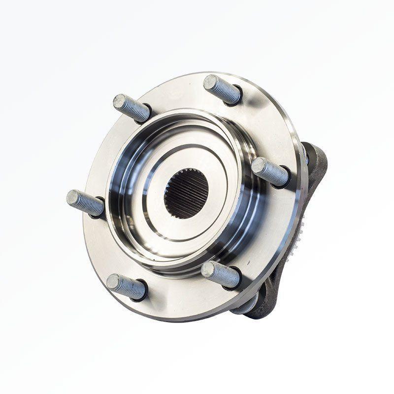 Cubo de Roda Dianteira COMPLETO Toyota Hilux 4x4 2.5 / 2.7 / 3.0 de 2005 a 2015  C/ABS
