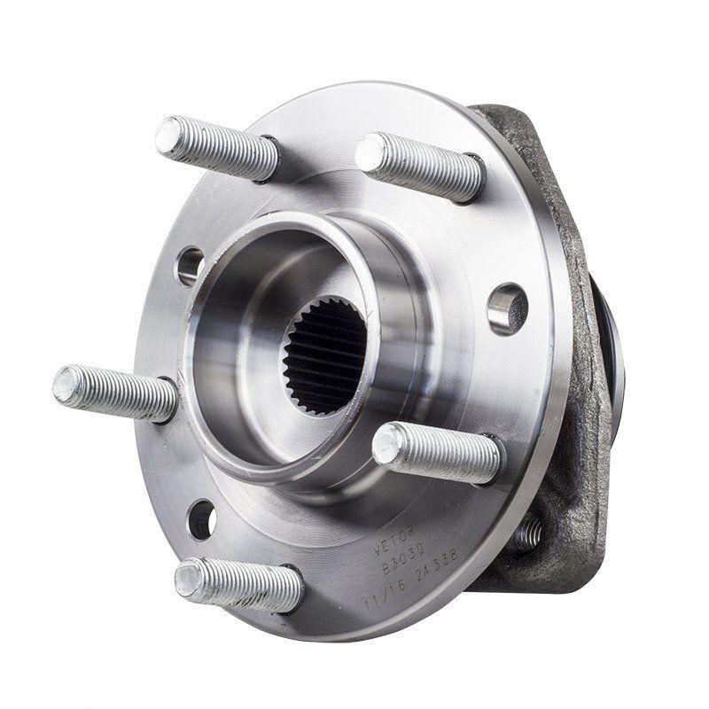Cubo de Roda Dianteira GM Blazer, S10 4x4 1998 a 2011 s/ABS