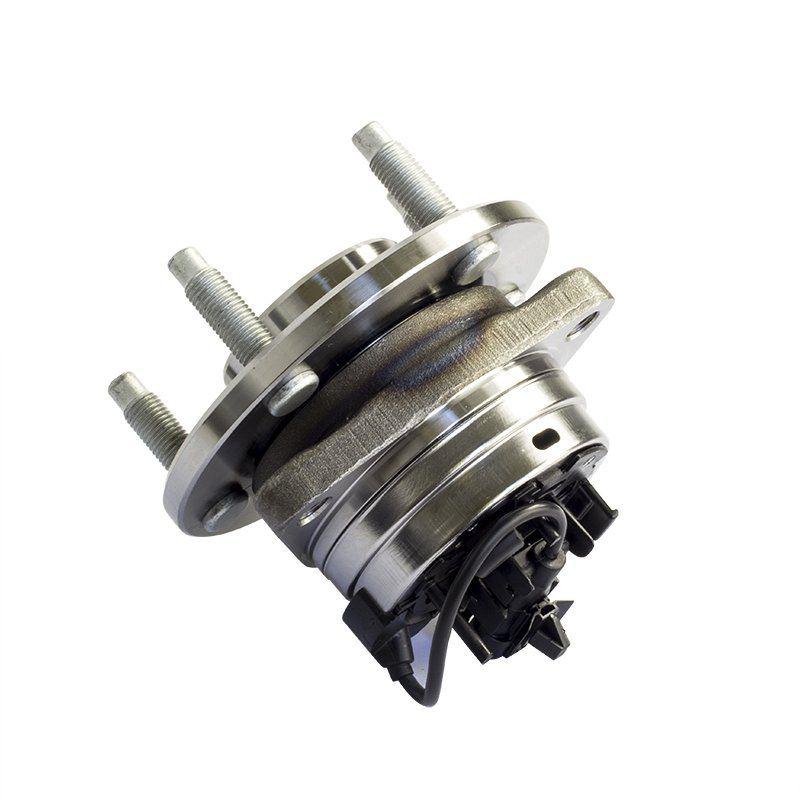 Cubo de Roda Dianteira GM Malibu 2.4 07 a 12 C/ABS