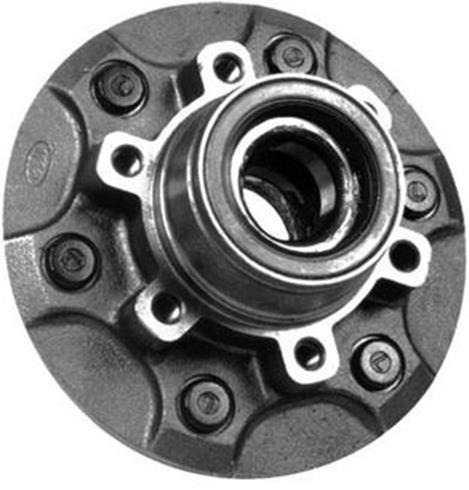 Cubo de Roda dianteira Topic HI 2.2 lado esquerdo 93 até 99