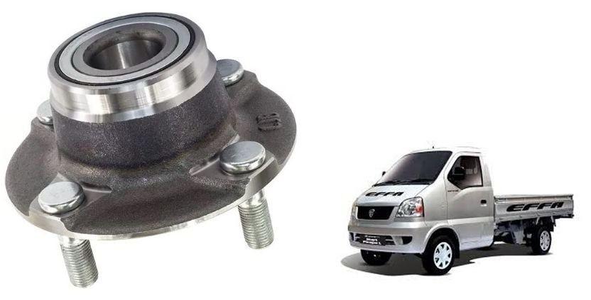 Cubo de Roda Dianteiro Asia Towner, Van, Pick-up, a partir de 2008 Com Disco de Freio Dianteiro