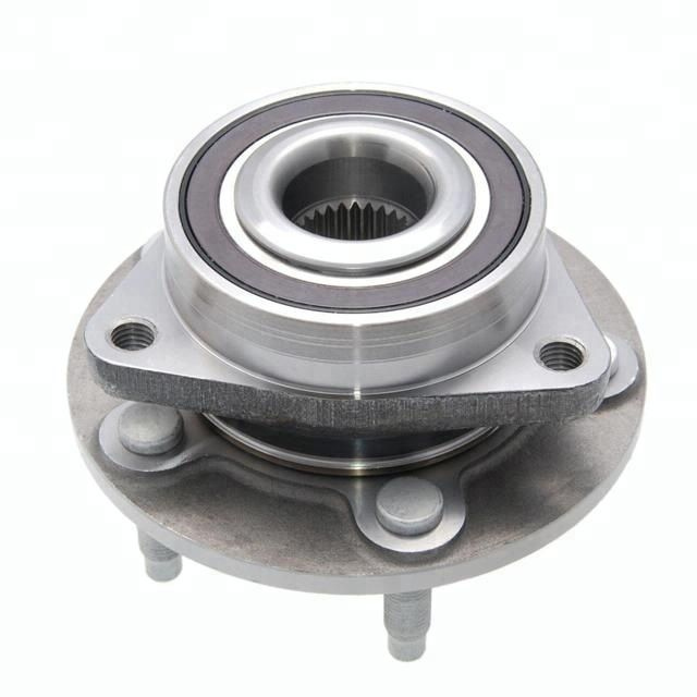 Cubo de Roda dianteiro Cruze 1.8 16V C/ ABS Magnético 12>