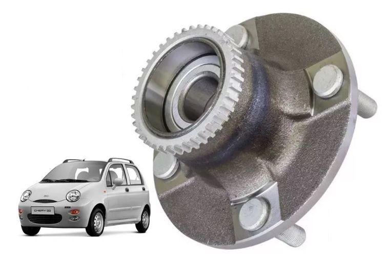 Cubo de Roda traseiro QQ C/ ABS