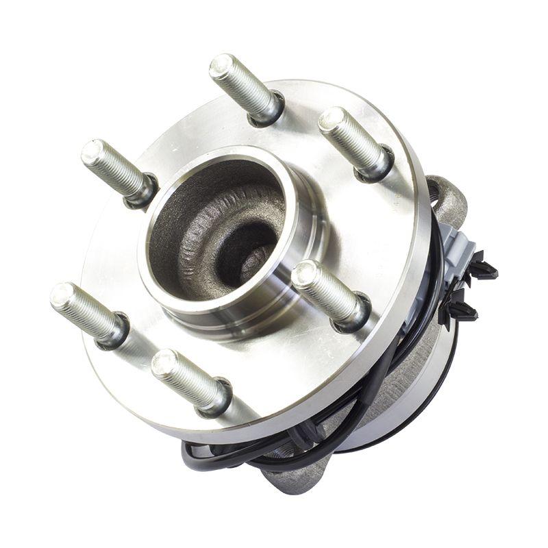 Cubo Roda Dianteira Nissan Frontier 2.5 4X2 08> C/ABS 6 Furos