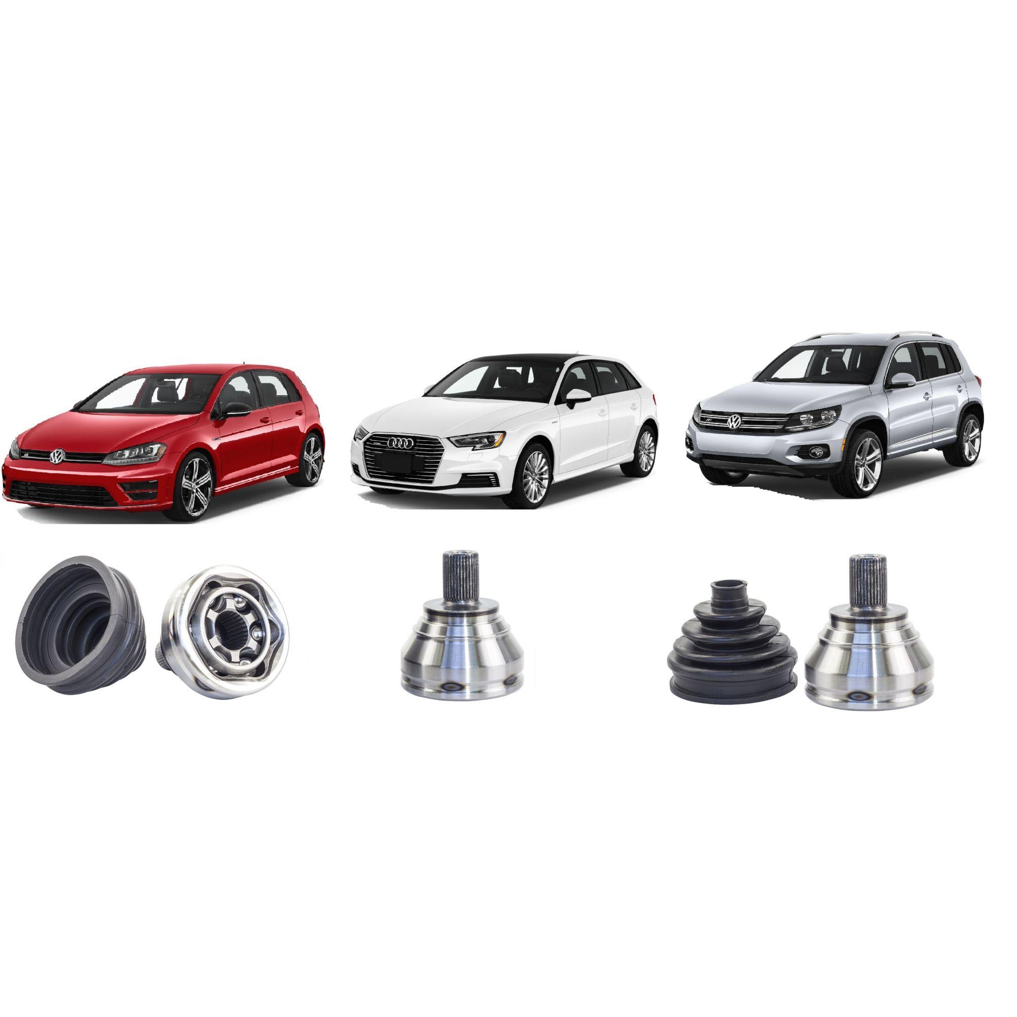 Junta Homocinética Audi A3 Sportback 1.6/2.0 08...A3 Ambition 14... VW Bora Golf Jetta Passat Tiguan  27x36 IL