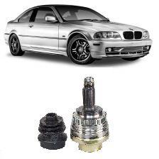 Junta Homocinética BMW 318/323/325/328 E36 com  ABS a partir de 1992 traseira 25x27 IL