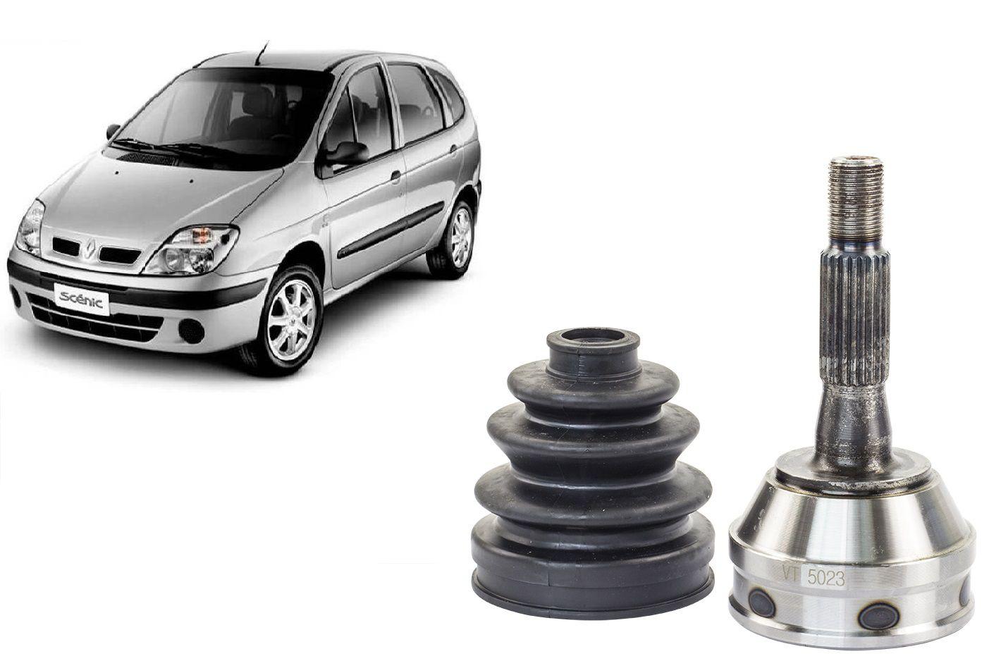 Junta Homocinética  Renault Scenic 2.0 16v 01 a 06 Megane 2.0 sem ABS