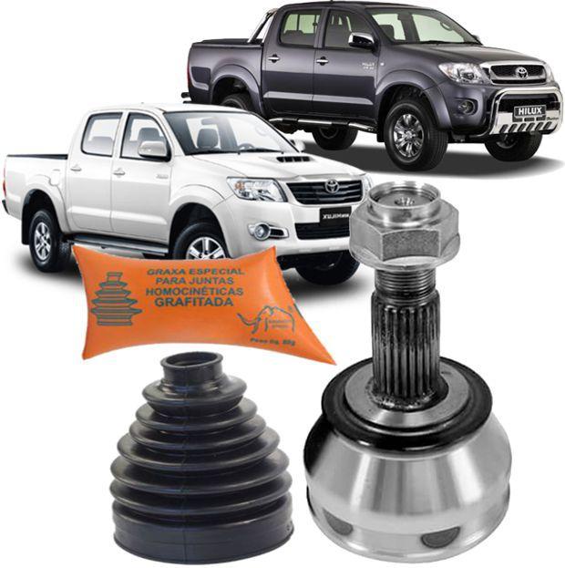 Junta Homocinetica Toyota Hilux SRV 3.0 05/15, SW4 3.0 05/15 STD 2.5 05/11/2.7 flex 29X30