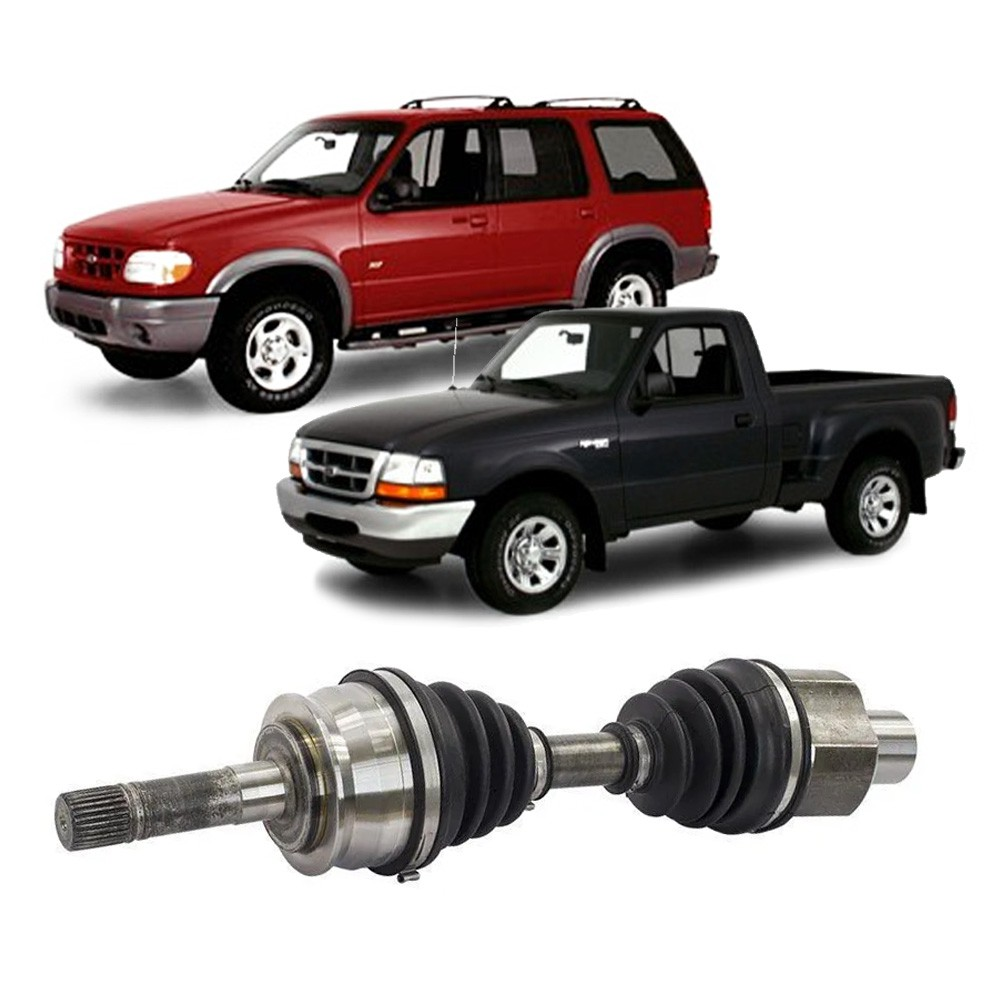 Semi Eixo Ford Explorer Ranger 4.0 4X4 1994 1995 1996 1997 1998 1999 2000 - Lado Direito