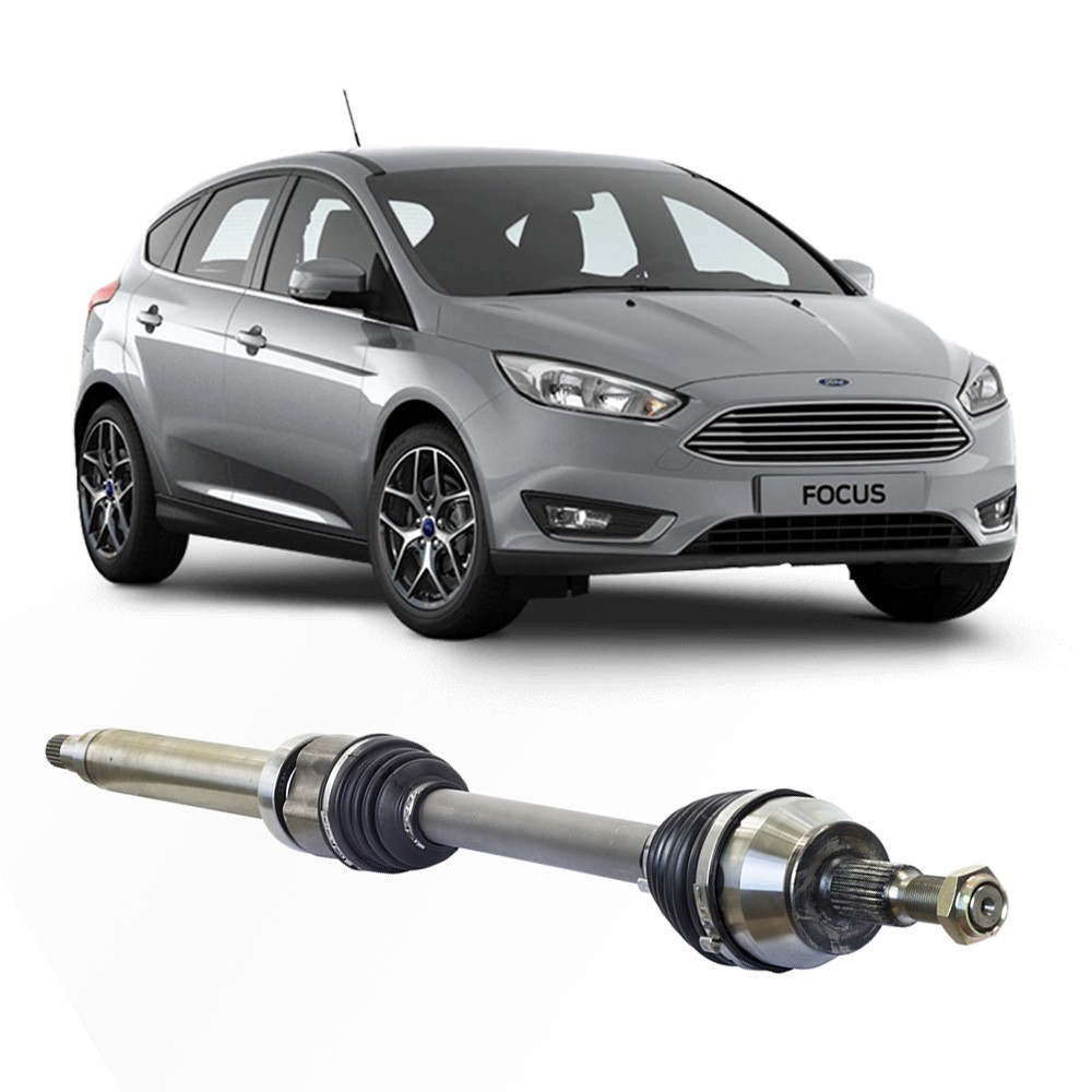 Semi Eixo Ford Focus 1.6 2013 2014 2015 2016 2017 2018 2019 2020 - Lado Direito